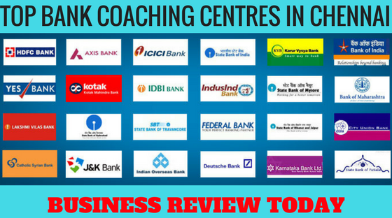 Top Bank Coaching Centres in Chennai