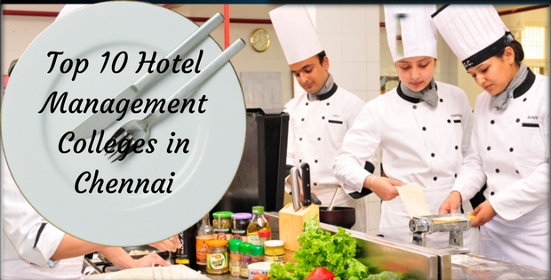 Top 10 Hotel Management Colleges In Chennai Best Hotel