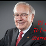 25 Lessons to Learn from Warren Buffett