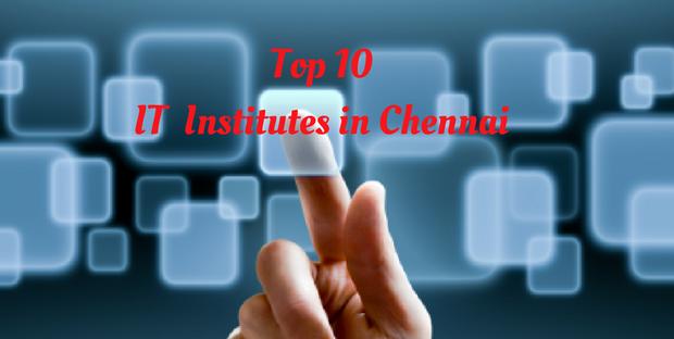 Top 10 IT Training Institutes in Chennai