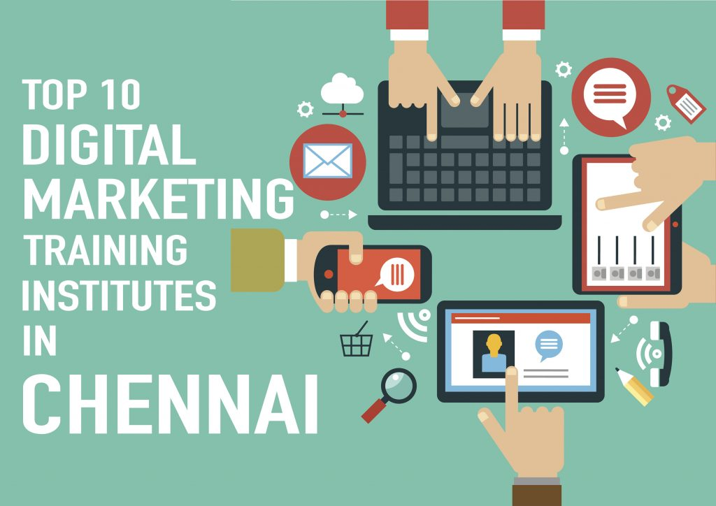 Top 10 Digital Marketing Training Institutes in Chennai