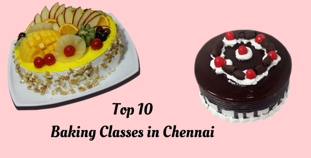 Top 10 Baking Classes in Chennai