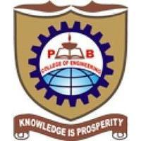 P.B College of Engineering