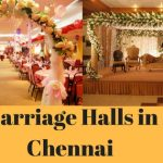Marriage Halls in Chennai
