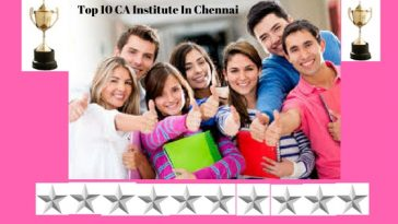CA institutes in chennai