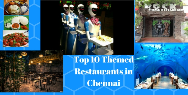 Themed Restaurants in Chennai